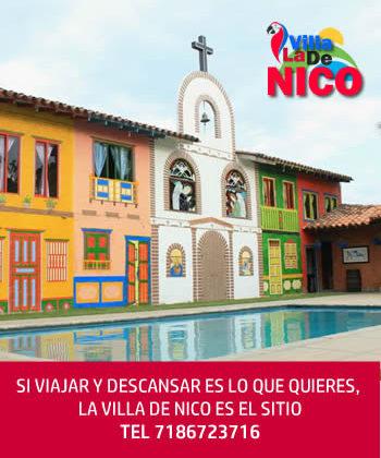 Banner La Villa de Nico
